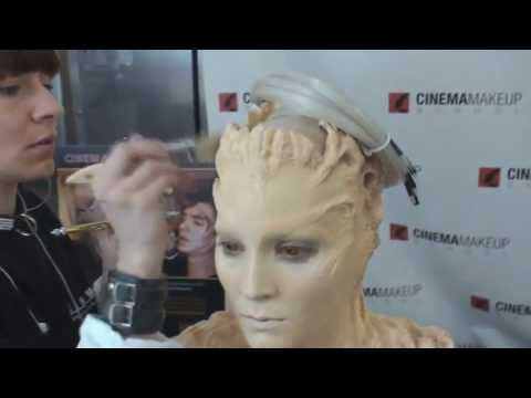 Special Effects Makeup at IMATS 2013  - Anna Cichon Scholarship winner in 2012