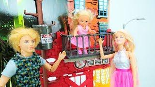 Barbie en español. ¿Dónde está Evi? Vídeos para niñas.