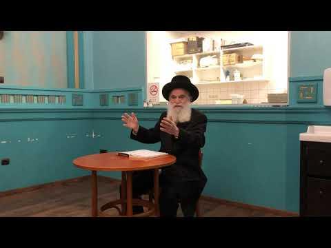 Moshe Weisberger – Berésit és Noá hetiszakaszok lényege