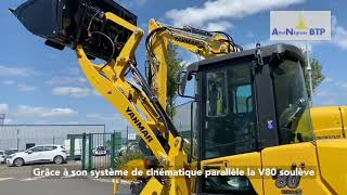 CHARGHEUSE V80 YANMAR 800L