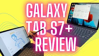 Samsung Galaxy Tab S7+ Review: 120Hz, S-Pen, Dex - Pretty Good