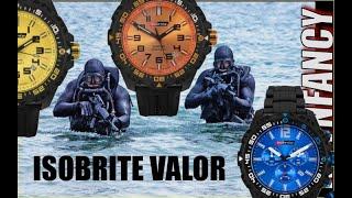 Favorite Tritium Combat Watches:  Isobrite