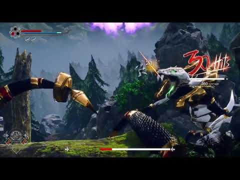 Видео № 0 из игры AeternoBlade II [NSwitch]