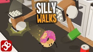 Silly Walks - iOS/Android - Gameplay Video By Part Time Monkey