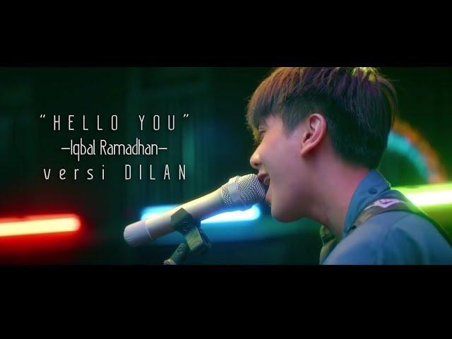 Iqbaal Ramadhan   Hello You (Official Lyric Video) Ost. #TemanTapiMenikah