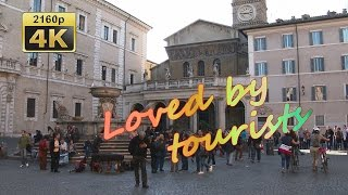 preview picture of video 'Trastevere, Roma - Italy 4K Travel Channel'