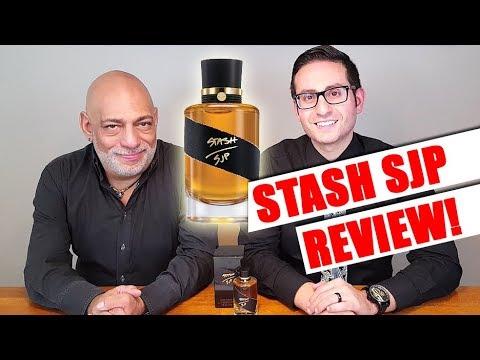 Stash SJP by Sarah Jessica Parker Fragrance Review + Giveaway!