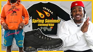 INSANE Men's Clothing Haul   New Pickups Spring Summer 2020 (Streetwear & Fashion)