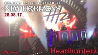 Headhunterz | New Horizons Festival