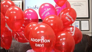 HOORAY! What to expect at a final adoption hearing :)