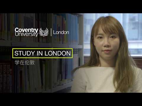 Study in London (Chinese Subtitles)  – Yinuo and Yan