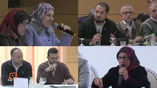 وصلة الحوار الداخلي لحزب العدالة والتنمية 2018-2019