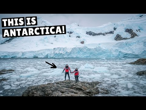 This is What Visiting Antarctica Is Like