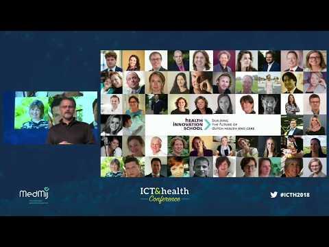 ICT & Health conference 2018 Lucien Engelen