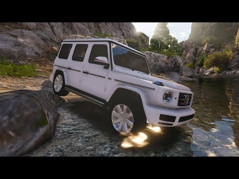 ► GTA 6 Graphics - 2019 MERCEDES G-CLASS ✪ M.V.G.A. - OFF-ROAD! - Realistic Graphics MOD PC 60FPS