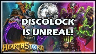 DISCOLOCK IS UNREAL! - Rastakhan's Rumble Hearthstone
