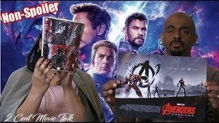 Avengers Endgame Movie Review | Non-Spoiler