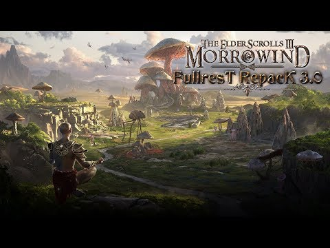 The Elder Scrolls III: Morrowind [Fullrest Repack 3.0] #1 Прибытие