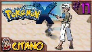 Let's Play Pokemon X - #17: Dowsing Machine Expedition