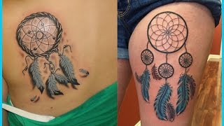Best DreamCatcher Tattoos