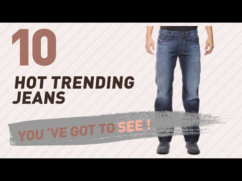 Jeans Diesel Men, Top 10 Collection // New & Popular 2017