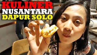 Makan Malam di Dapur Solo Cabang Panglima Polim, Spesial Cita Rasa Nusantara