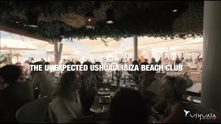 Ushuaa Ibiza Beach Club Restaurant