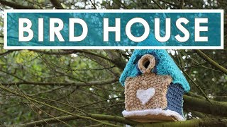 How to Knit a BIRDHOUSE | Summer Knit Series
