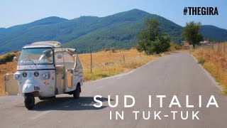 (ITA) Sud Italia in tuk tuk