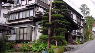 日帰り温泉尾張から野沢温泉奈良屋旅館