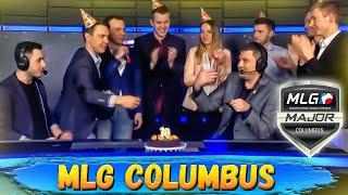 Лучшие моменты CS GO MLG COLUMBUS 2016 | Part 1