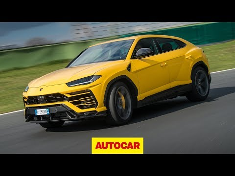 Lamborghini Urus 2018 Review | New Lambo 4x4 Driven On And Off-road | Autocar