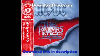 The Razor's Edge Full Album HQ 320kbs- ACDC - Download Free