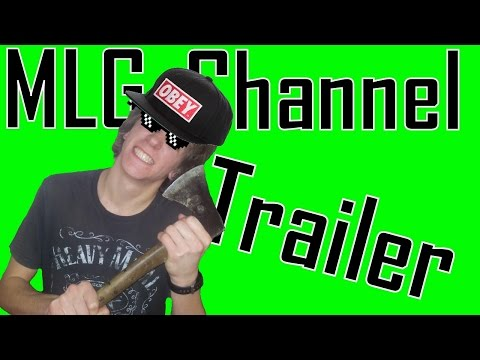 MLG Channel Trailer