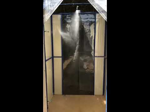 automatic Sanitizing Tunnel