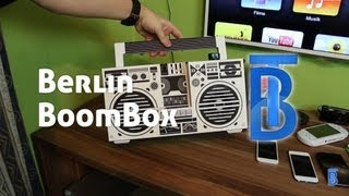 Review: Berlin BoomBox