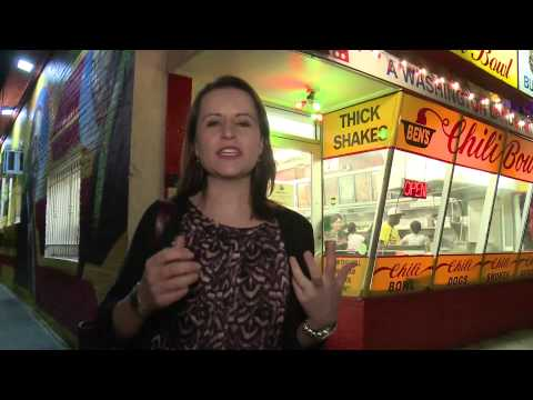 Video NewsHour Tours DC's Hot Spots for Food, Politics and Fun