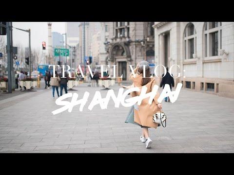 四天三夜上海灘 TRAVEL Vlog: Shanghai, China.
