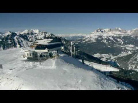 Val di Fassa d'inverno - Trentino