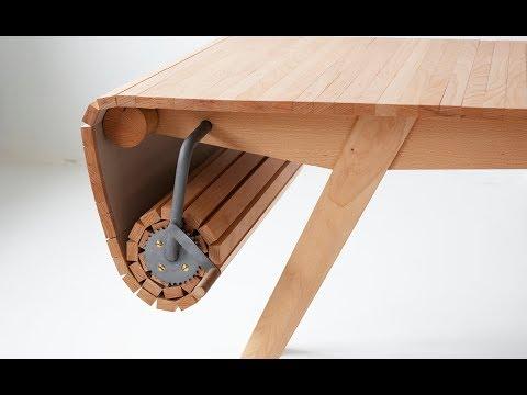 SHOCKING Möbel und Tische, die Sie sehen müssen, um zu glauben