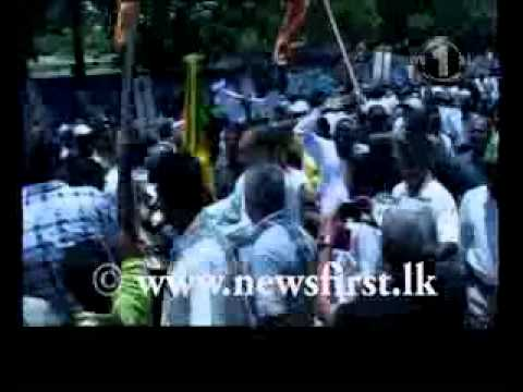 Ranasinghe Premadasa Commemoration rally