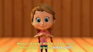 Where is the School?: Song & Dance Treehouse 2 Unit 10