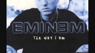 Eminem - The Way I Am (Audio)