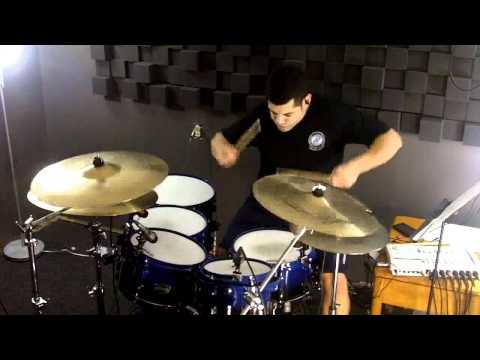 Paramore - Misery Business (Drum Cover of Zac Farro)