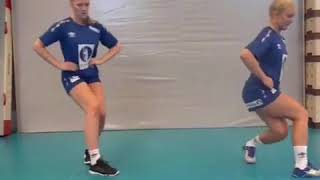 Handball warmup stretches for all levels