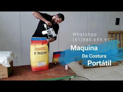 Maquina de costura para Sacos - Agrimaqui