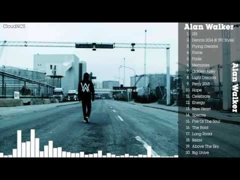 1 Hours Alan Walker Mix Collection Nocoprightsound 2016