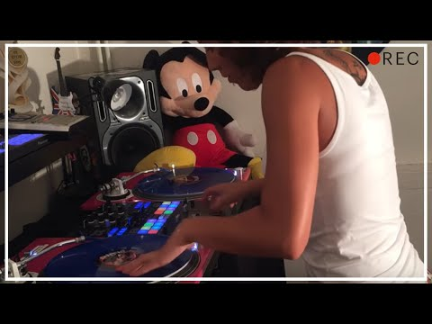 DJ Lady Style – 2 Pac Scratch Session