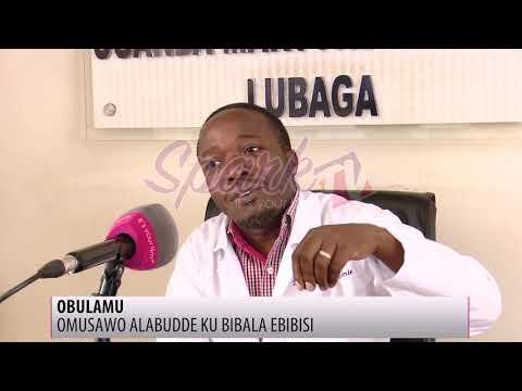 Omusawo alabudde ku bibala ebibisi