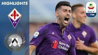 Fiorentina 1-0 Udinese [HighLights]